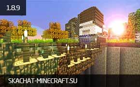 Майнкрафт 1. 8. 9 › версии › minecraft. Ru. Net — скачать всё для.