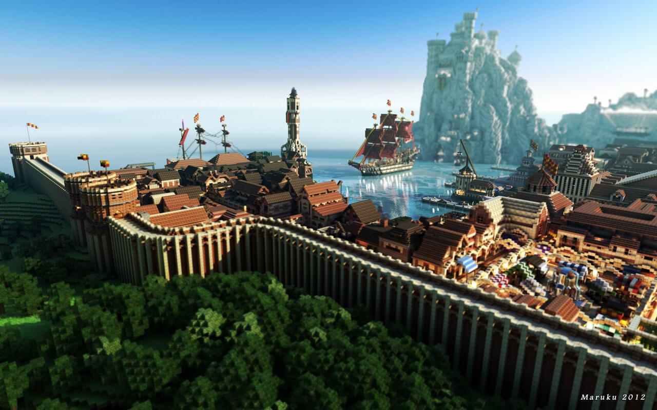 Minecraft скачать бесплатно на компьютер последняя версия